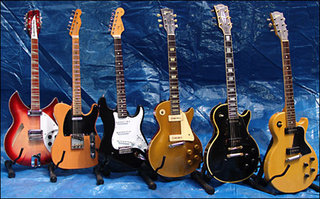 Electric Guitar Group Test