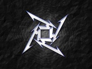 Metallica Logo Hd Wallpaper