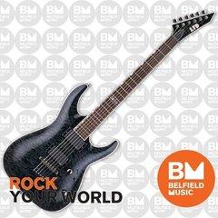 Esp Ltd Mh 350 Nt Stblk Electric Guitar No Trem Lmh 350ntstblk