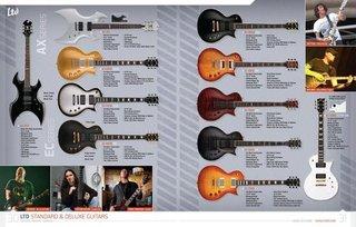 Normal Esp Guitars 2011 000020