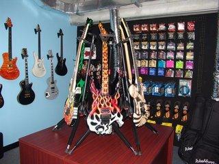 Esp Guitars Table Of Death