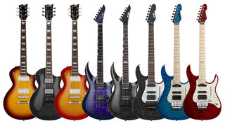 Esp Ltd Elite Guitars