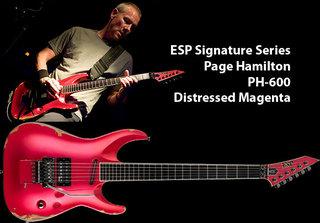 Esp Page Hamilton Signature Series Guitar