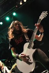 Ted Aguilar   Death Angel   Eugene Straver