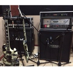 Weapon on Recording!!