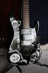 ESP KH-2 - Moon and stars - cu