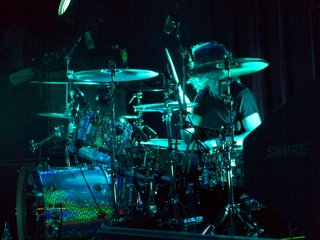 Alice In Chains Grunge Heavy Metal Rock Concert Drums     F