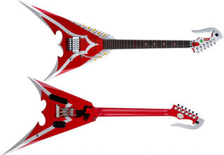 Ultraman Flying Seven Guitar 1
