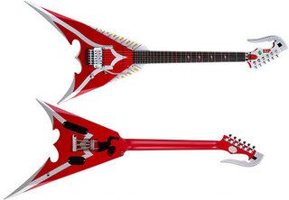 Ultraman Flying Seven Guitar 1