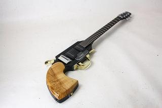 Cairnes Colt Gun Guitar06