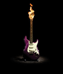 Guitar Fire Ls