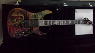 ESP LTD Seasons in the Abyss
