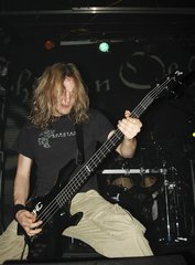 "Henkka ""Blacksmith"" Seppala - Children Of Bodom"