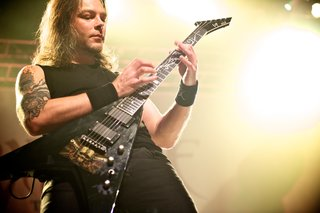 Michael Paget - Bullet For My Valentine