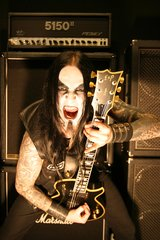 Shagrath - Dimmu Borgir