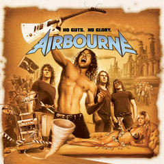 Airbourne No Guts