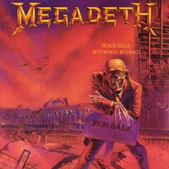 Megadeth Peace Sells