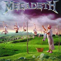 Megadeth Youthanasia