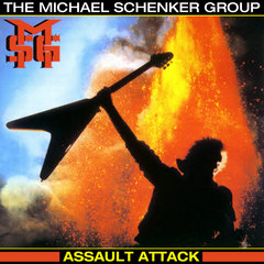Michael Schenker Group Assault Attack