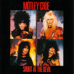 Mötley Crüe Shout At The Devil