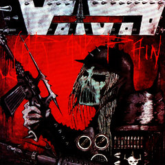 Voivod War And Pain