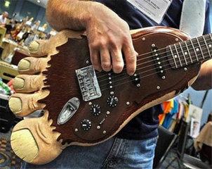 Custom Guitar 9
