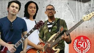 Int'l ESP/LTD Guitars Endorsers by Lyric Philippines