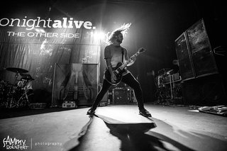 Jake Hardy - Tonight Alive