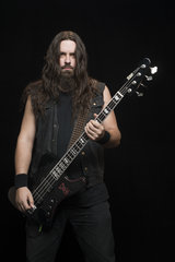 James Harvey   Goatwhore