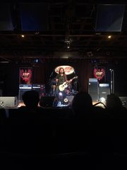 ESP player Bruce Kulick holding a special clinic at Musicians Institute