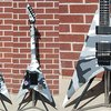 Esp Standard Series    Sv Ii Urban Camo 6 String Electric Guitar