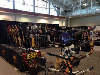 Summer NAMM 2014 Day 1