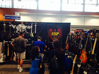 Summer NAMM 2014 Day 3