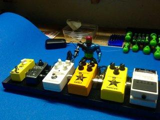New gig pedalboard...