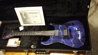 ESP LTD Ride The Lightning