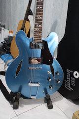 Gibson DG-335 vs ES-335 trini lopez