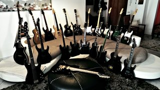 My ESP Guitars!!!