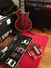 Current practice setup