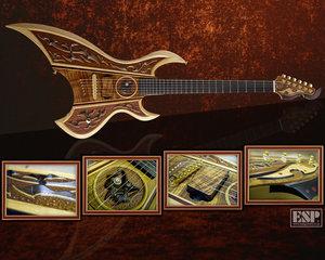 Some Esp Wallpaper P Photos The Esp Guitar Company