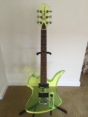 2000's B.C. Rich Mockingbird Acrylic