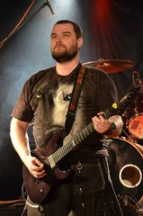 ESP LTD Elite M II STBLK On Stage