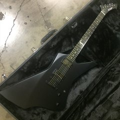 ESP Custom Shop Snakebyte in black satin for James Hetfield