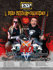 Esp 2006 Slayer Tour Ad