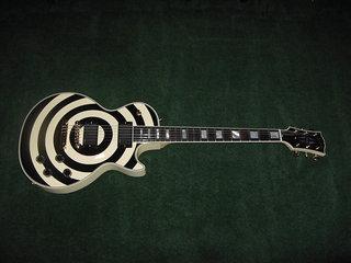 Gibson Les Paul Zakk Wylde Bullseye #712