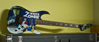 ESP 'White Zombie' Custom #3