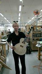 ESP Guitars: Japan Factory Tour
