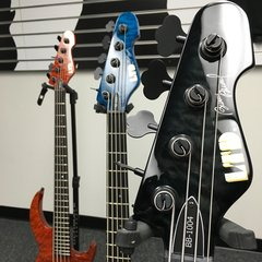 Bunny Brunel Signature Series Basses