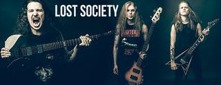 Samy Elbanna, Mirko Lehtinen and Arttu Lesonen - Lost Society