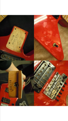 "Akira Takasaki ESP Random Star ""Craft House"" Custom Shop"