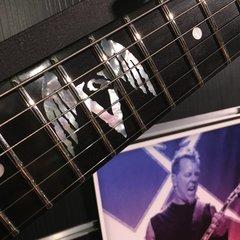 James Hetfield signature ESP Vulture